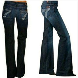 7 FAM | DOJO Jeans | Size 25